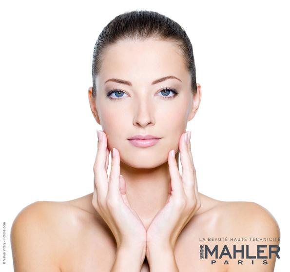soins du visage visuel Mahler